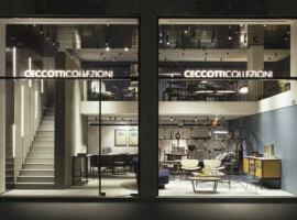 Ceccotti Collezioni is opening its new flagship store in Milan